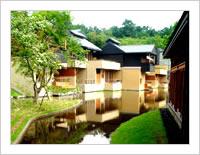 Photo:滞在型温泉旅館「星のや 軽井沢」