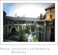 University of California, Berkeley - CAREER DESIGN SEMINAR in USA Autumn 2008