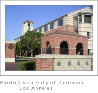University of California, Los Angeles - CAREER DESIGN SEMINAR in USA Autumn 2008