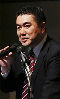 割貝康一 氏 - 海外大学院合格者ジョブフェア2015開催Report