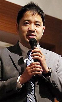 廣瀬隆治 氏 - 海外大学院合格者ジョブフェア2015開催Report