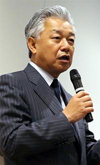 佐山展生 氏 - 海外大学院合格者ジョブフェア2015開催Report