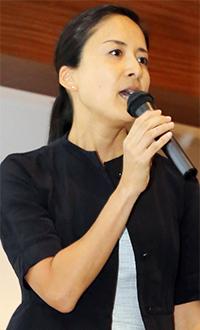 加納香 氏 - 海外大学院合格者ジョブフェア2015開催Report