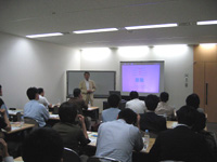 """""""展職""""マネジメントを目指す30代のための5ヵ条(2005/09/14)開催リポート"""