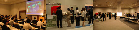 海外大学院合格者ジョブフェア2006開催Report