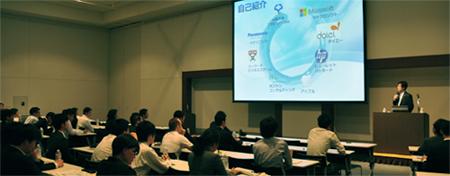 海外大学院合格者 ジョブフェア2013 開催Report