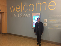 mit - CAREER DESIGN SEMINAR in US Autumn 2015