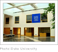 Duke University - CAREER DESIGN SEMINAR in USA Autumn 2007(2007/10/03~10/25)