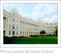London Business School - CAREER DESIGN SEMINAR in Euro 2008 (2008/04/23~05/01)