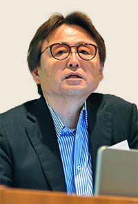 インテグラル株式会社 取締役パートナー 辺見芳弘 氏