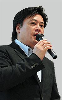 日本マイクロソフト株式会社 採用グループ シニアマネージャー 岡﨑満明氏
