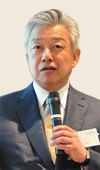 インテグラル株式会社 代表取締役パートナー 佐山展生氏